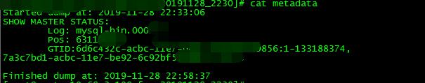MYSQL 5.6 从库复制的部署和监控